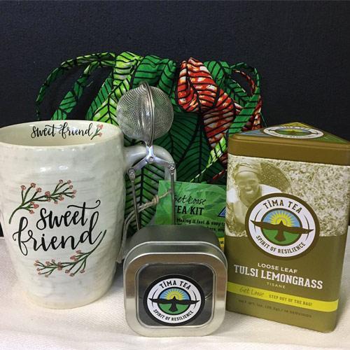 organic Tima Tea losse leaf