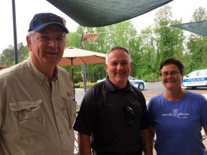 Fuquay-Varina Mayor, Police, Nelsa