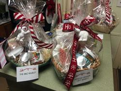 Gift baskets gourmet goodies