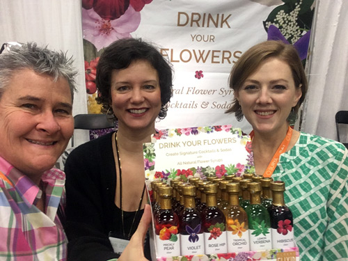 flower elixir drink