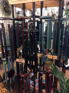 hand-tuned wind chimes