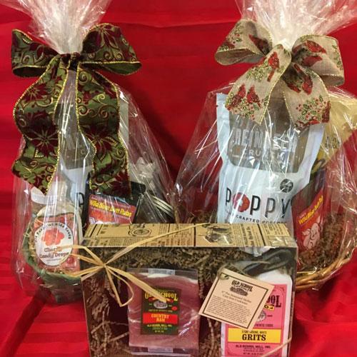 gift baskets gourmet food