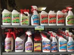 Local company natural repellents I Must Garden
