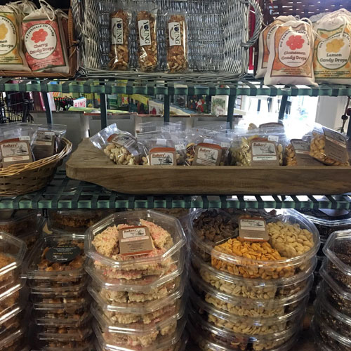 Bakers treats gift items local gourmet foods
