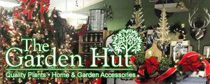 garden hut logo banner